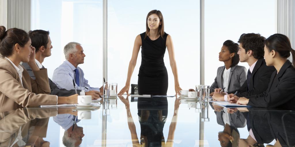 Процесс делового совещания