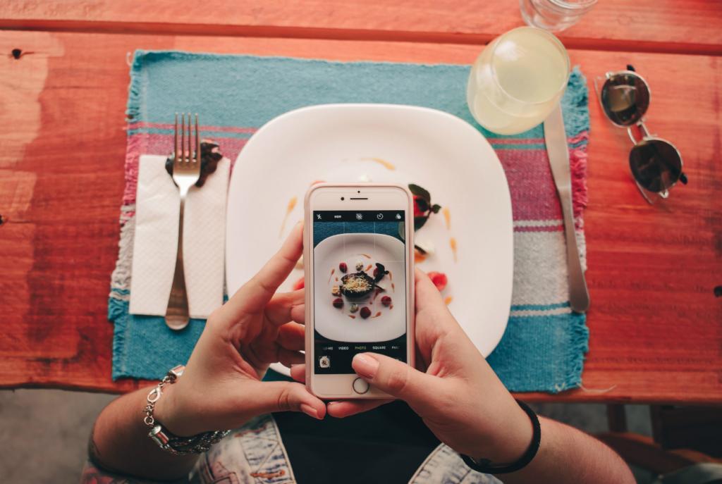 как можно сделать красивые фото в инстаграм