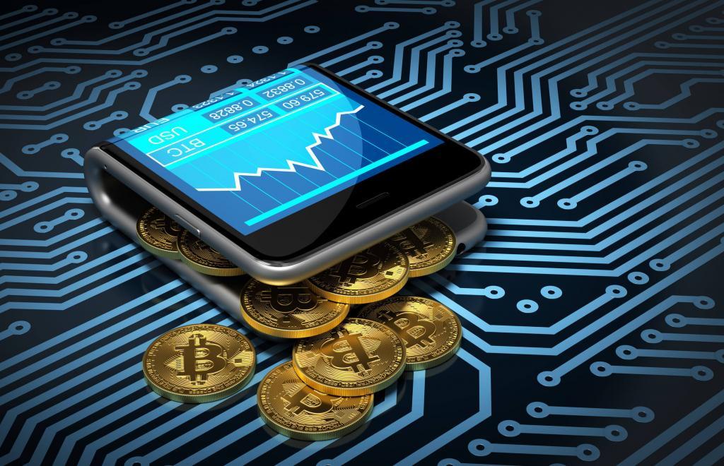 использование криптовалюты