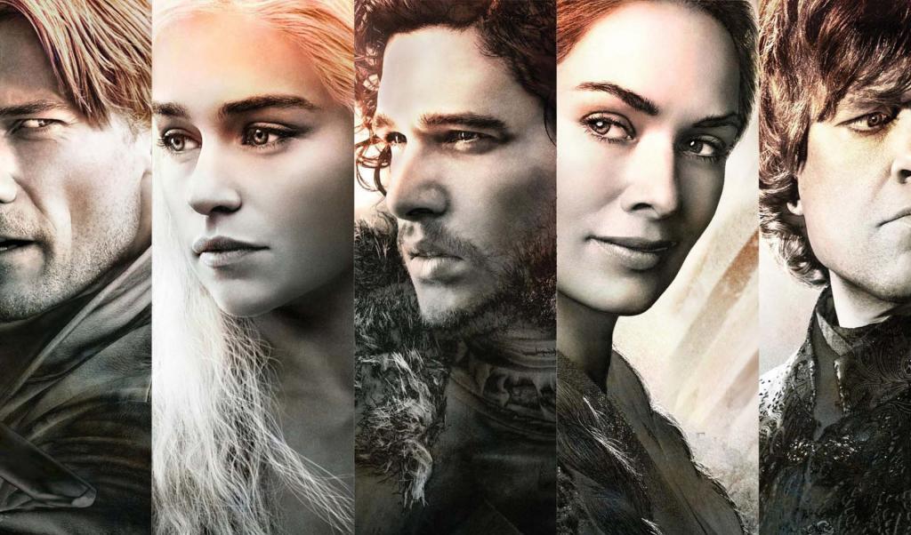 Актеры из Игры престолов