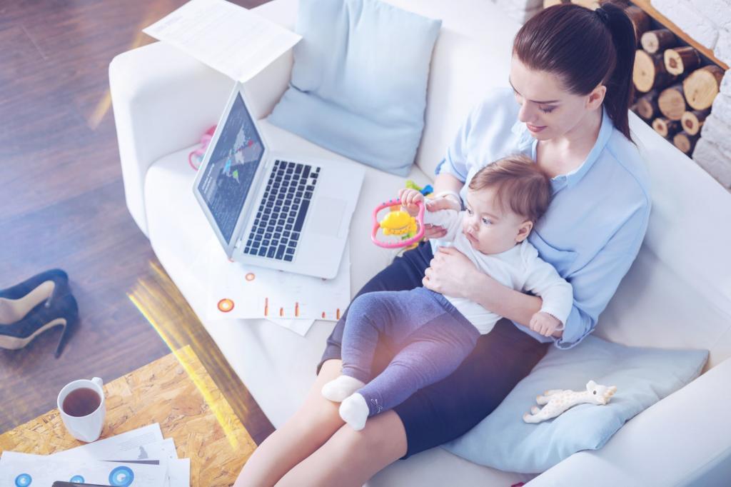 отпуск по беременности и родам когда начинается