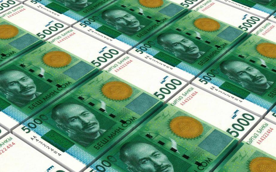 Деньги Киргизии - бумажные и металлические