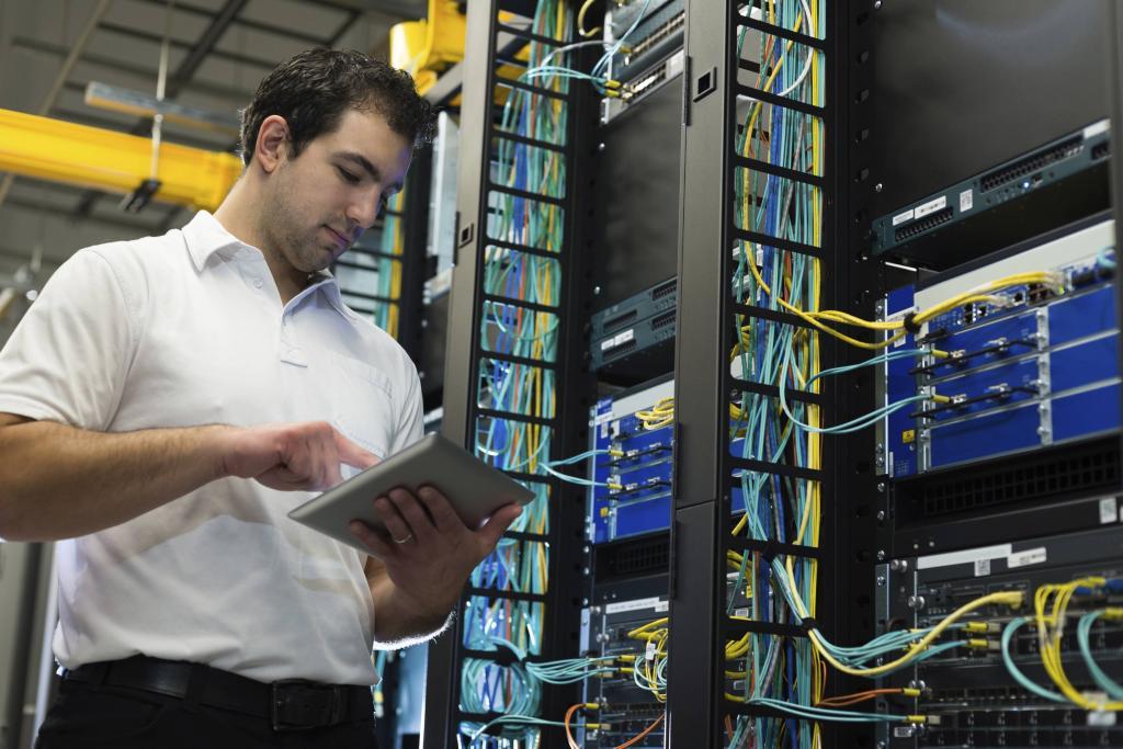 проверка сервера