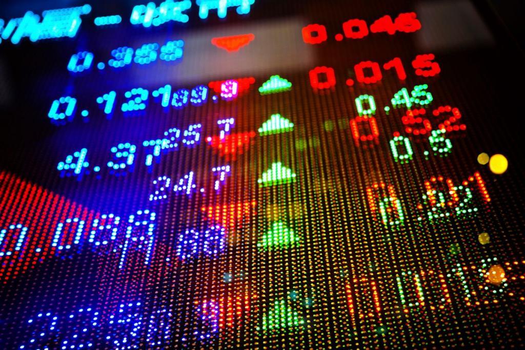 Анализ рынка акций.