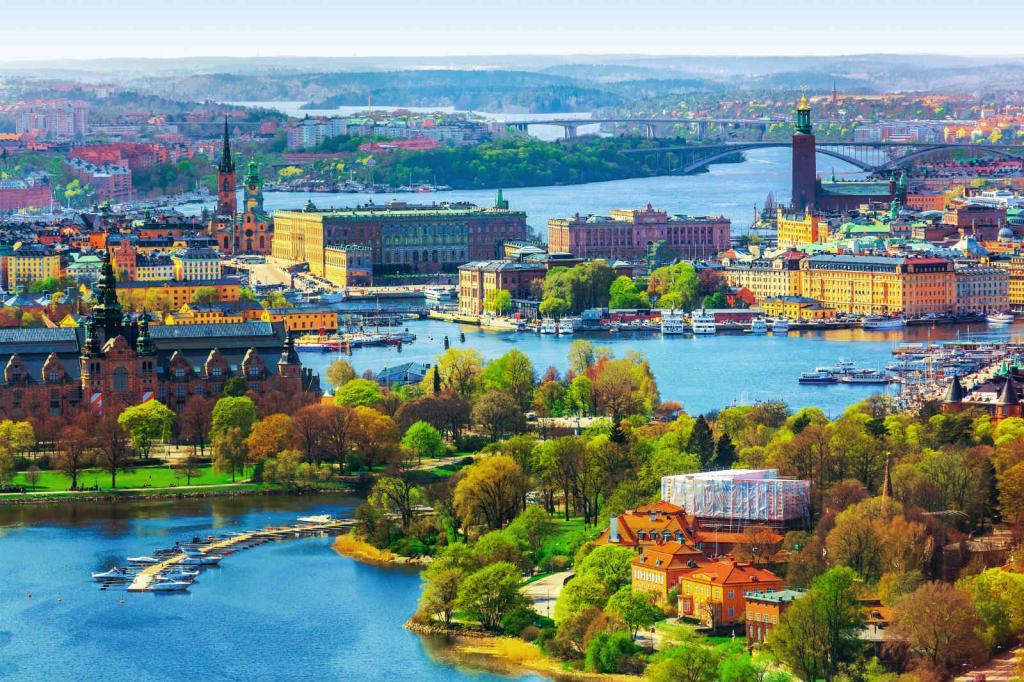 подоходный налог в швеции