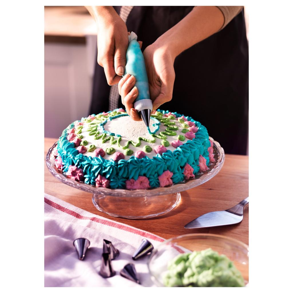 оформление торта
