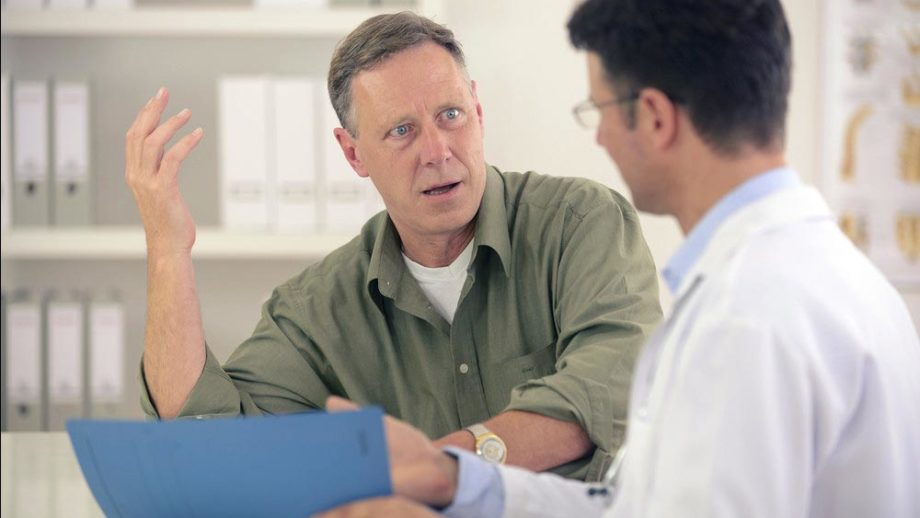 Освидетельствование у врача