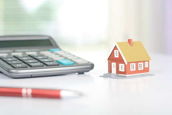 исчисление налога на имущество физических лиц