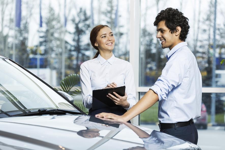 как можно взять машину в кредит