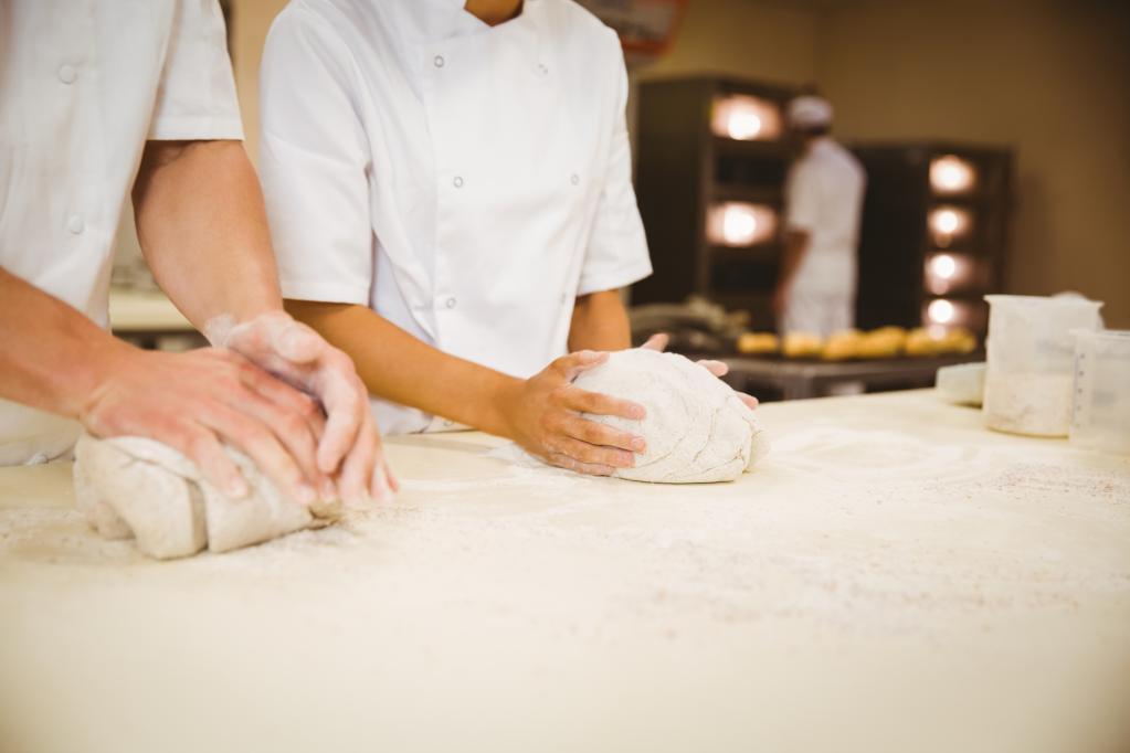 Составление меню пекарни