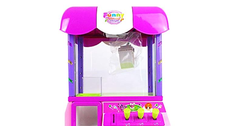 игровые автоматы с игрушками