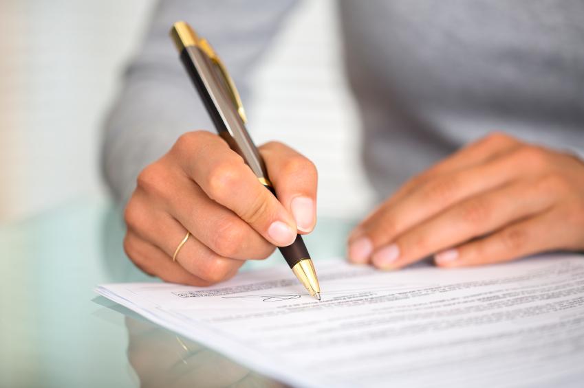 договор оферты подписание