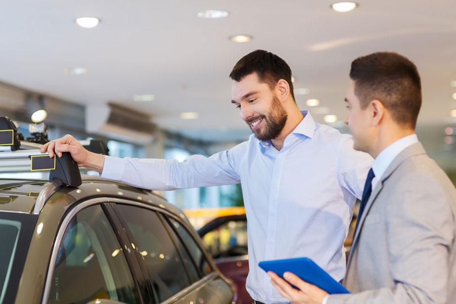 как взять новую машину в кредит