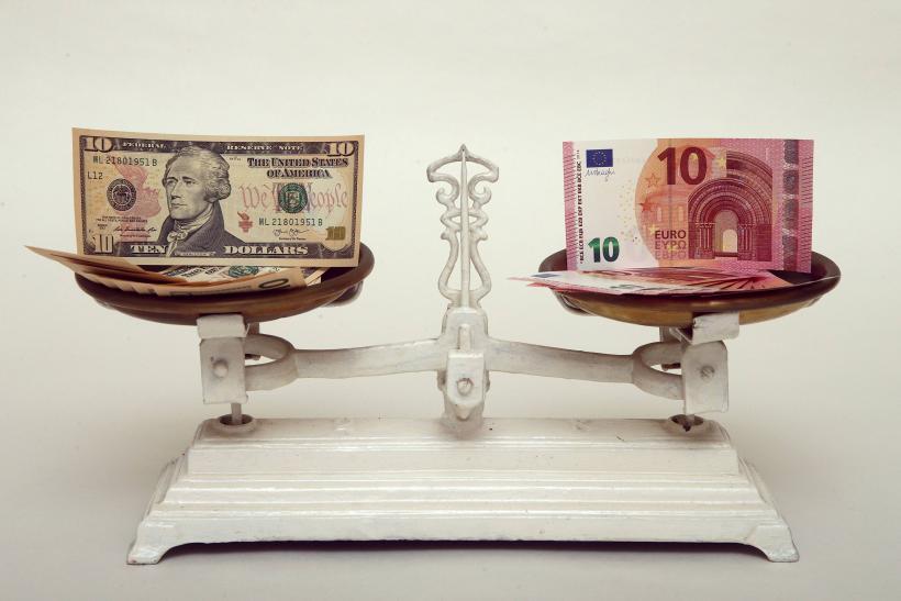 Паритет доллара и евро