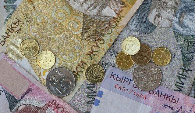 как выглядят деньги киргизии