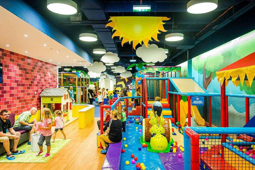 игрвоая комната для детей