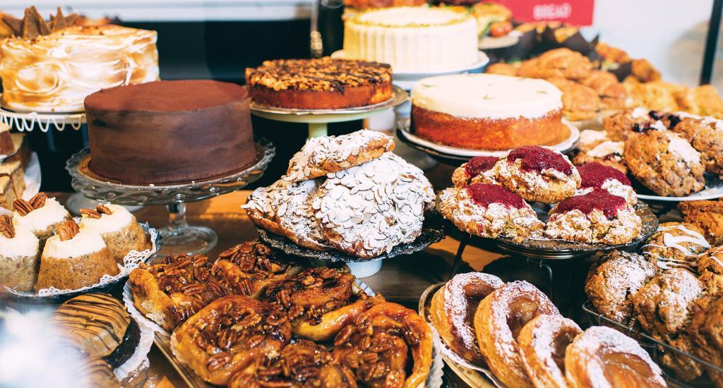 Кондитерская-пекаря