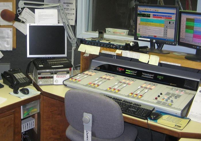 оборудование для радио