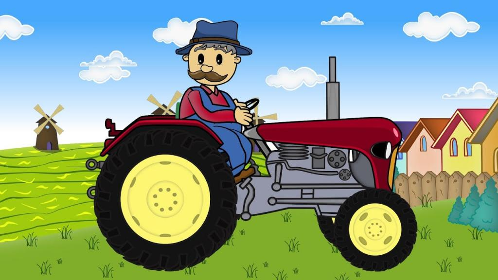 Рабочие места и помощь фермерам