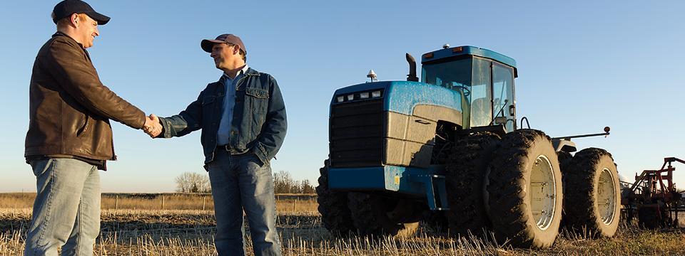 Договор о помощи фермерам от государства