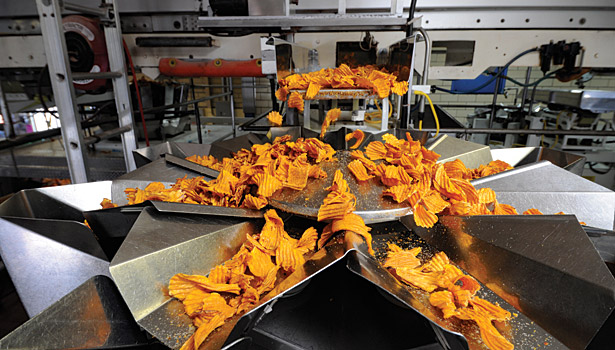 Мини-производство чипсов