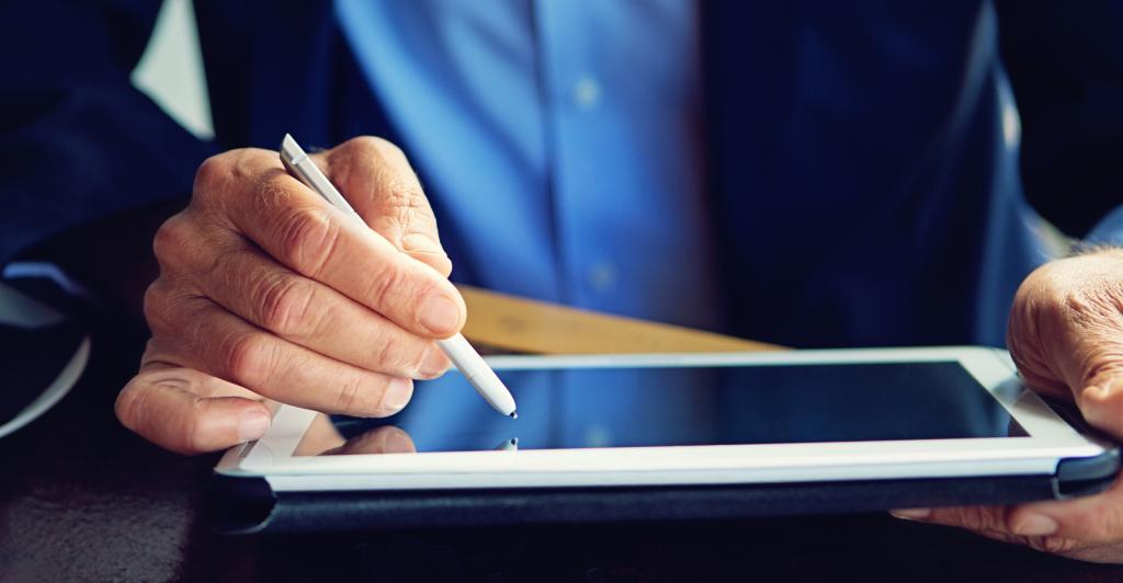 согласование визирование документов