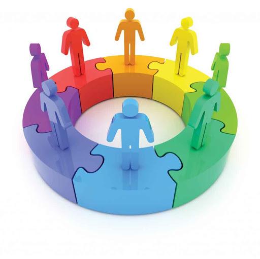 Символичное изображение организации