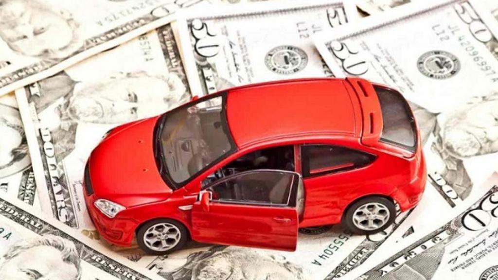 Кредит на машину