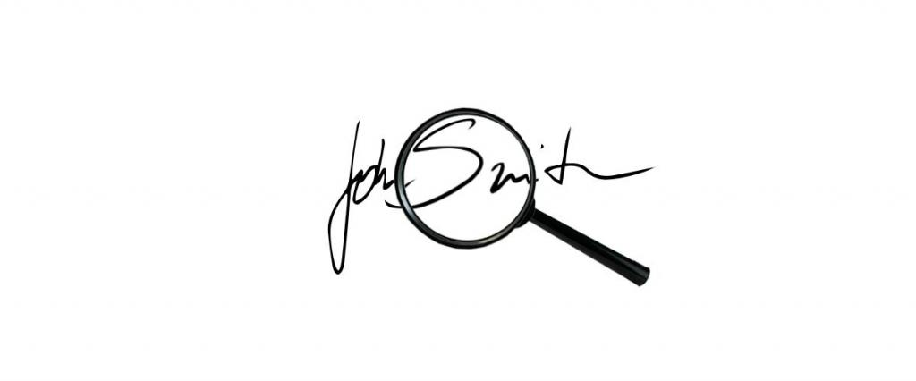 Подлинность подписи
