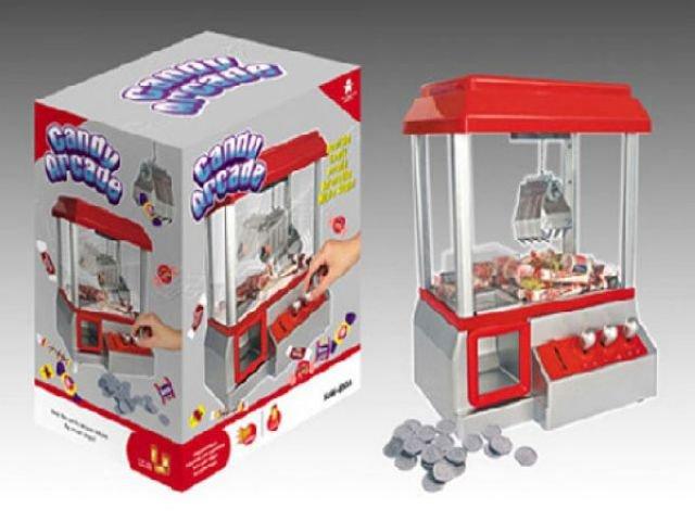 автомат с игрушками детский