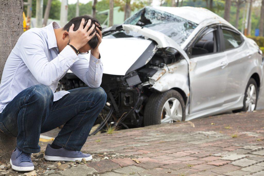 Нанесение вреда автомобилю