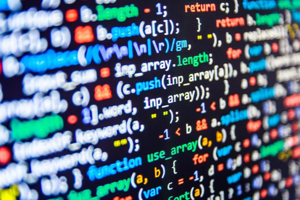 Код программы.
