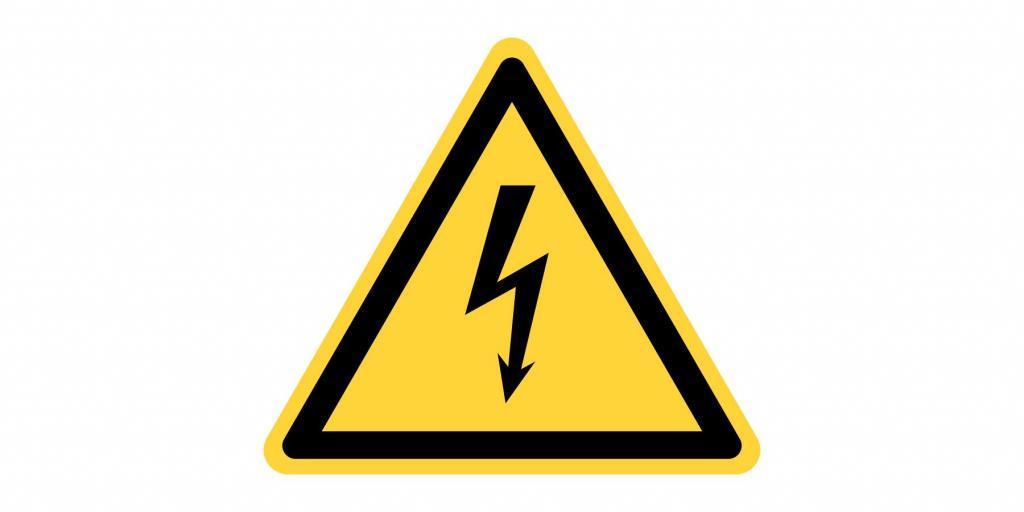 Безопасность электромонтажных работ