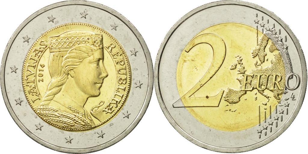 латвийские евро