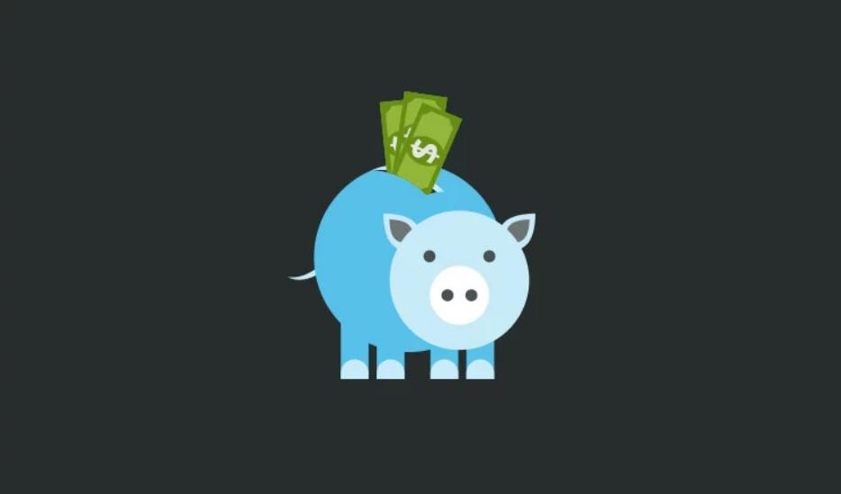 Деньги в копилке