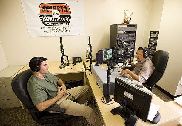 ведущие радио