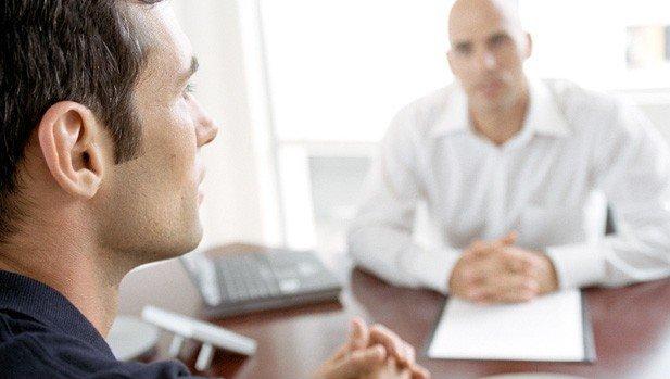 Разговор с работодателем