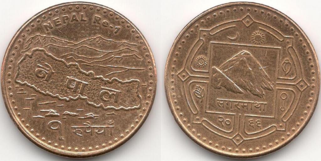 валюта непала