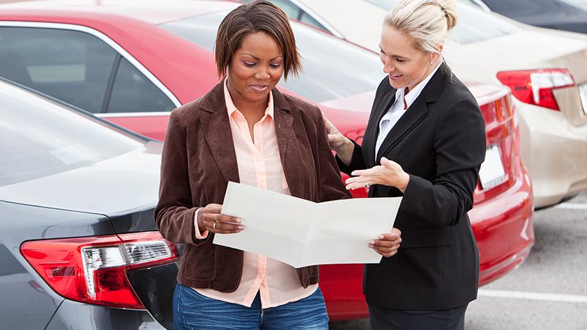 как лучше взять машину в кредит