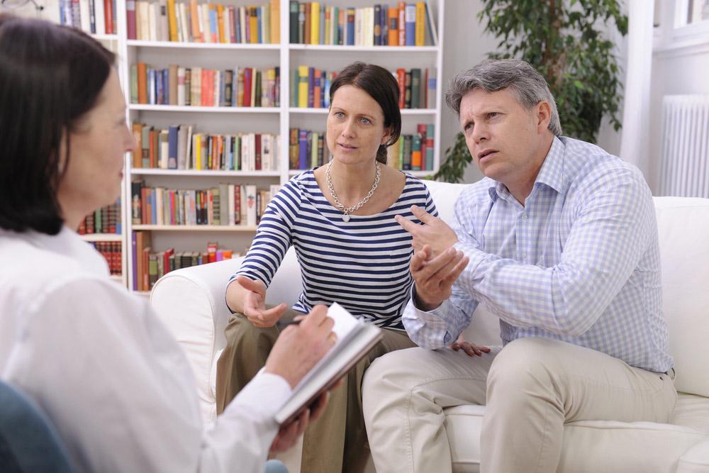 Семейный психотерапевт.