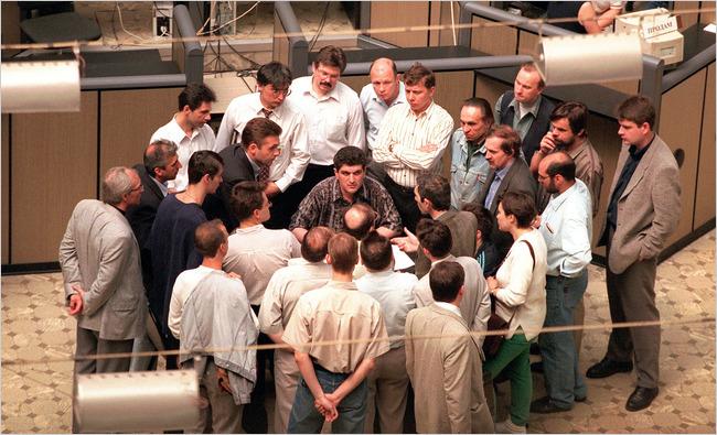 Обсуждение дефолта 1998 года