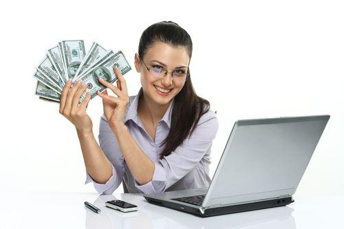 как взять кредит через интернет быстро