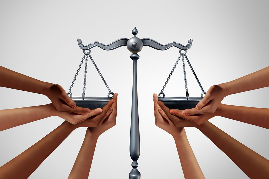 Символ правосудия