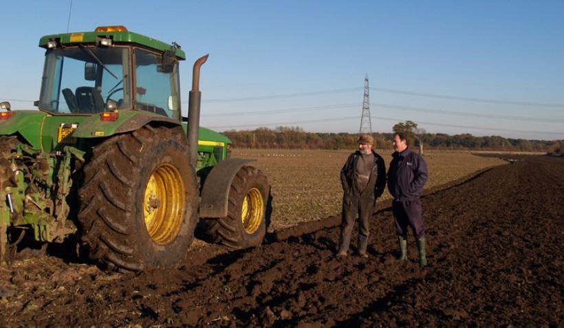 Техника в помощь фермерам