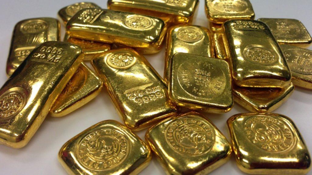 Золото коммерческой организации России