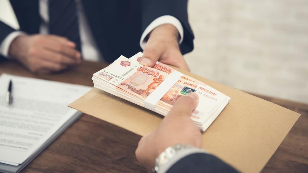 Кредит рублями