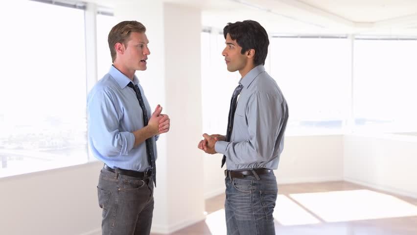 Разговор доверителя и поверенного