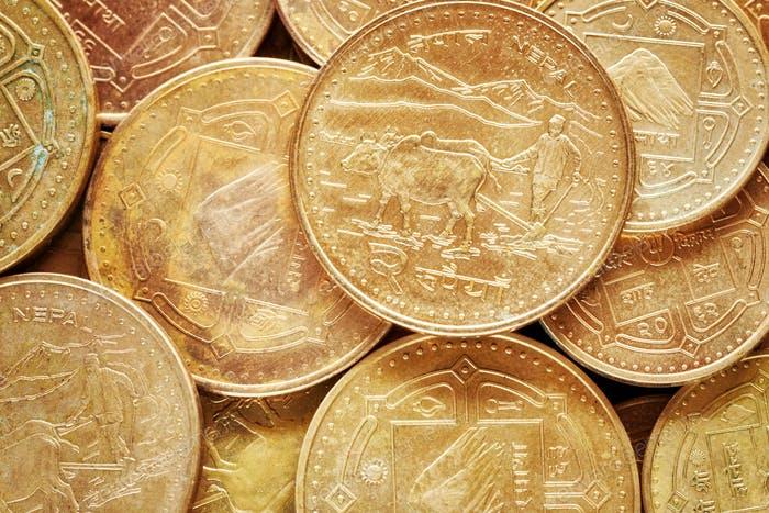 непальская рупия